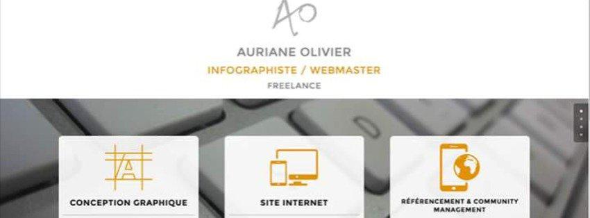 Aoart - Service infographiste/webmaster