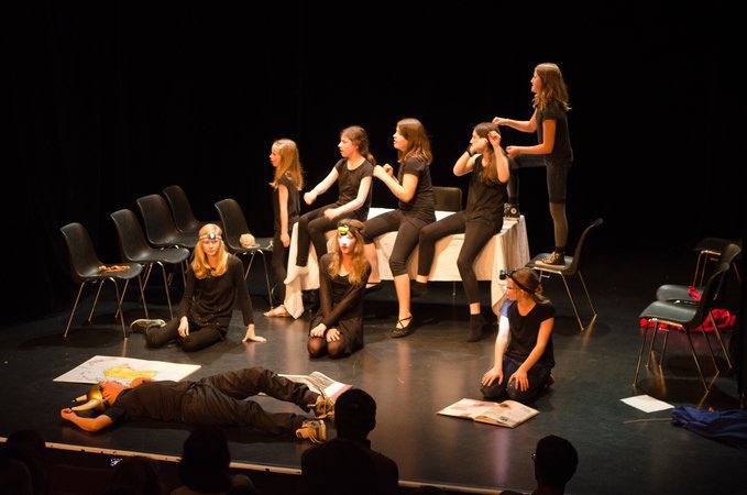 Ateliers théâtre 7-10 ans / 11-13 ans / 14-17 ans du Théâtre Massenet