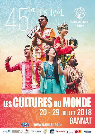 Le 45ème Festival les Cultures du monde