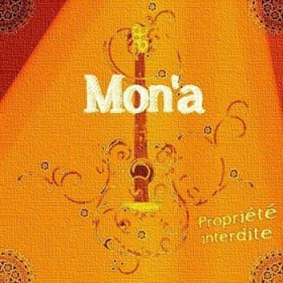 MON'A vous présente son 1er album !