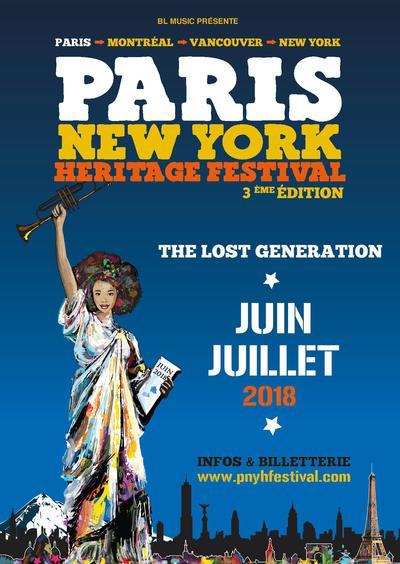 PARIS NEW YORK HERITAGE FESTIVAL