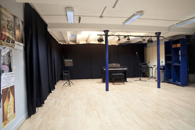 Salles à louer pour répétitions, coaching, castings...