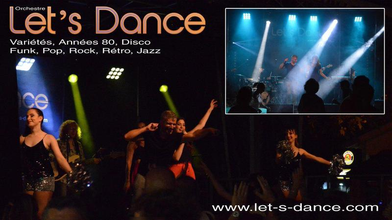 Willy Peiffer Orchestre Let S Dance Saucats 33650 Spectable