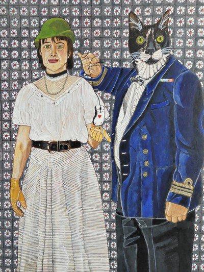 Association Temper-Art - Artiste peintre. Enseignement de la peinture à la tempera.