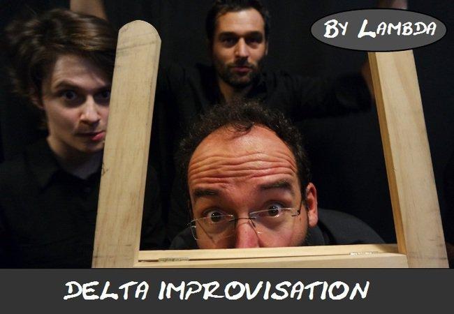 Théâtre d'improvisation : «Delta Castanet by Lambda»