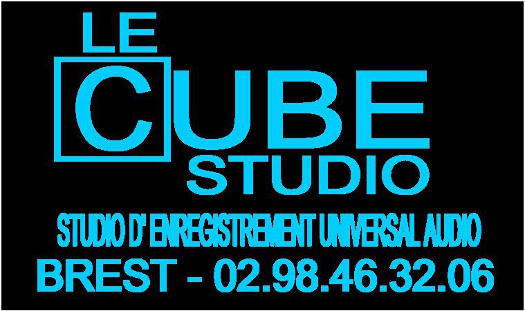 Le Cube Studio Brest - studio d'enregistrement U.A.D.