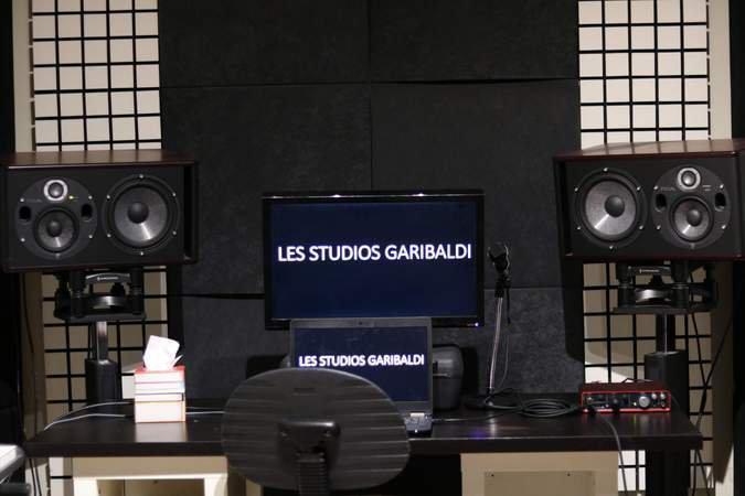 Studio d'enregistrement - LOCATION Studio d'enregistrement vide & équipé