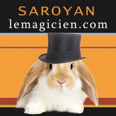 Magicien SAROYAN - La magie insolite de Saroyan