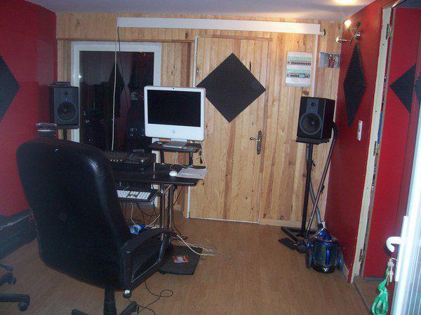 Studio Peillac - Location  studio de répétition, résidence et réal démo/maquettes
