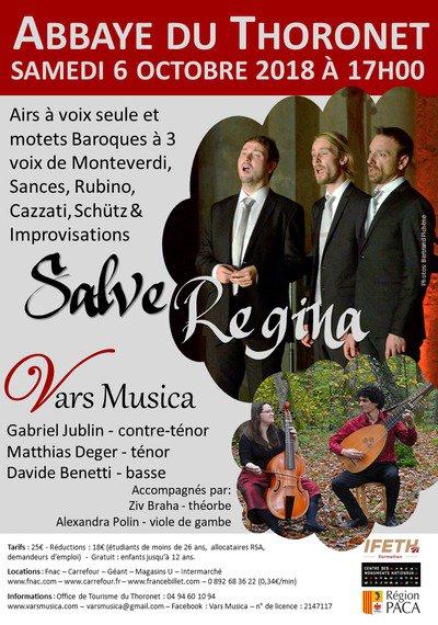 Vars Musica - Salve Regina