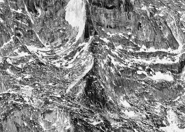 Zéro, l'infini. Exposition d'Eric Bourret