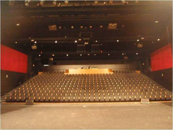 salle spectacle plougonvelin