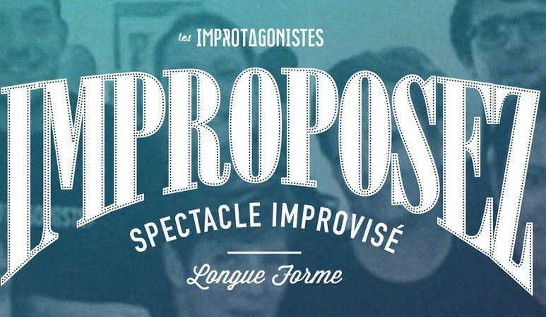 Improposez ! Spectacle improvisé long format