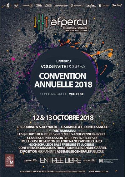 Convention annuelle AFPERCU