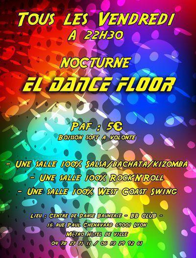 Nocturne El Dance Floor.
