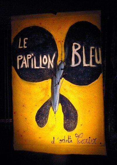 Compagnie Le Livre Ouvert Le Papillon Bleu Sens 89100