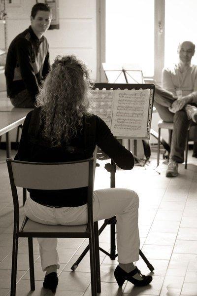 Stages d'accordéon et musique d'ensemble