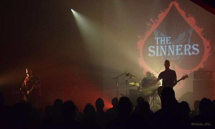 The Sinners - booking