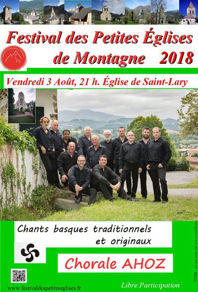 Chants basques traditionnels et originaux