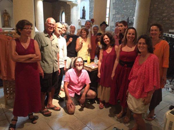 stage de musique d'ensemble dans l'Hérault
