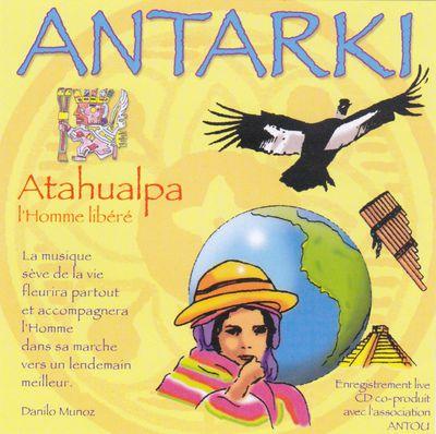 "Antarki album ""Atahualpa"""