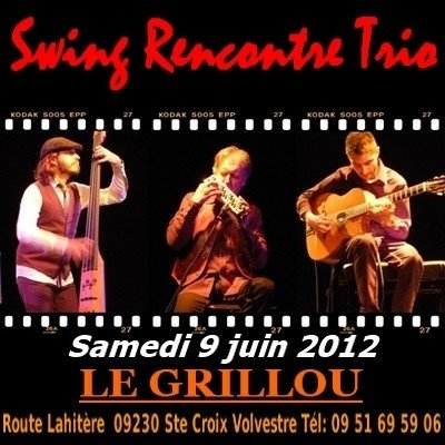 Rencontre trio france