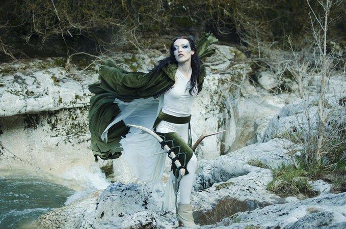 L'Elfe Mécanique - Créations costumes et ambiances