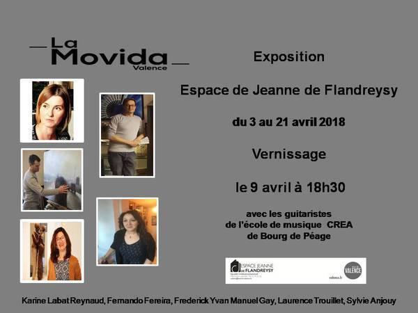 EXPOSITION LA MOVIDA