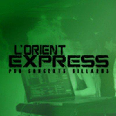 L'Orient Express - bar et animations à Caen