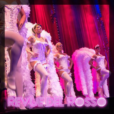 DEL ROSSO EVENTS - SPECTACLE CABARET