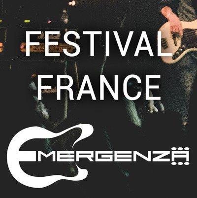 Festival Emergenza - 1er tour Paris - 13 Octobre