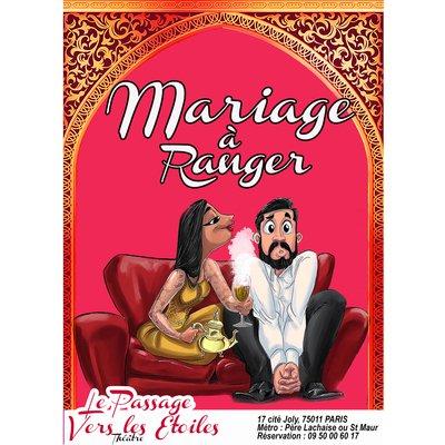 Théâtre, comédienne, Maghrebine 25-35ans PARIS