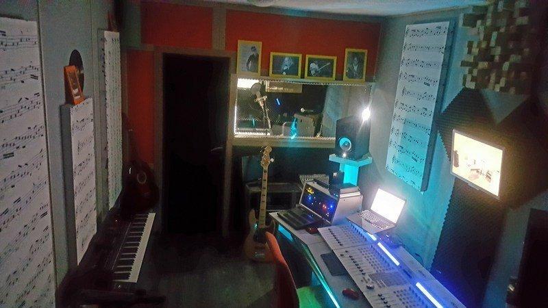 Dk prod - studio d'enregistrement