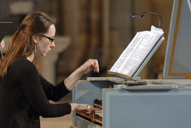 Concert Il Convito direction Maud Gratton
