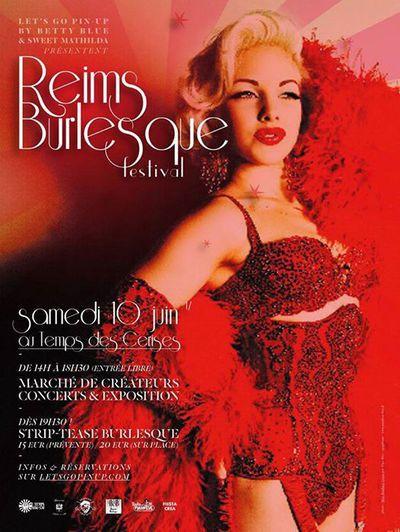 Reims Burlesque Festival