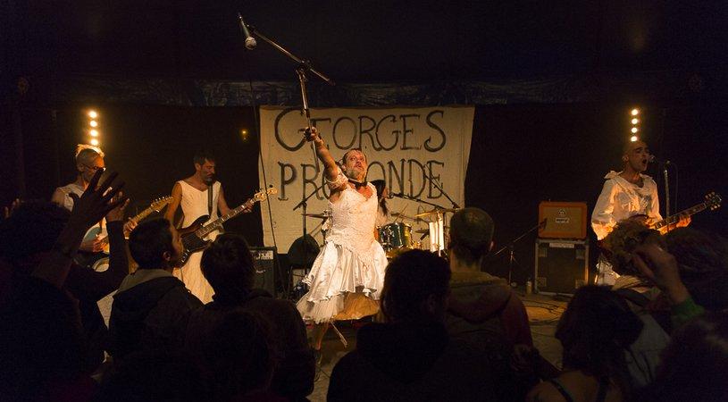 Soirée Rock : GEORGES PROFONDE  + THE CRAFTMEN CLUB
