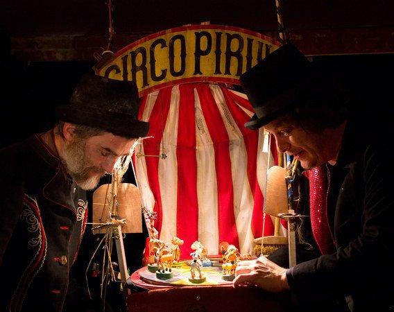 Circo Pirulo (Compagnie La SENSiBLE)