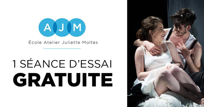 École Atelier Juliette Moltes - Séance d'essai gratuite
