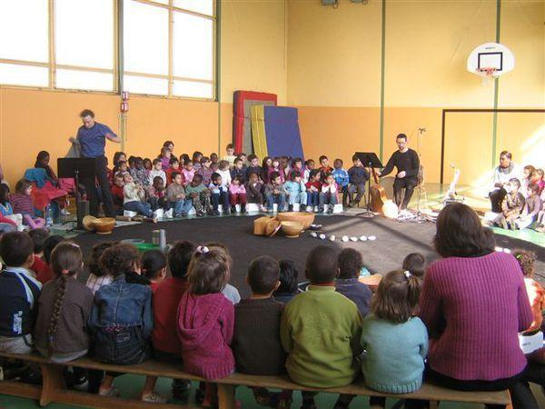 spectacle enfant 3 ans