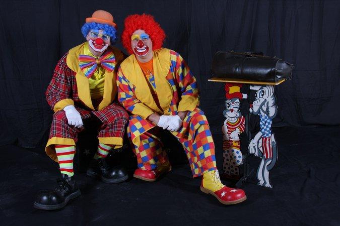 Magic clown - Spectacle de clown et animation déambulatoire