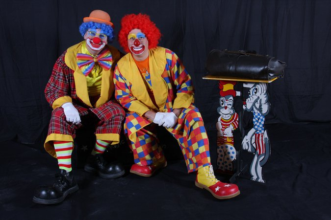 Magic clown - Spectacle de clown