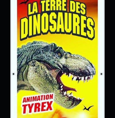 Rencontres dinosaures
