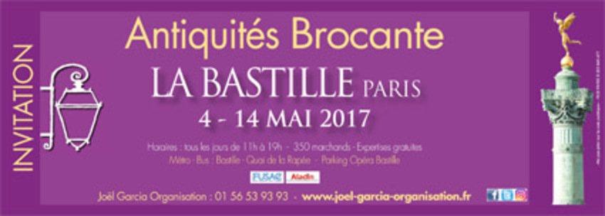 Salon antiquites brocante paris bastille paris 75000 jeudi 04 mai 2017 11h 19h - Salon antiquites brocante ...