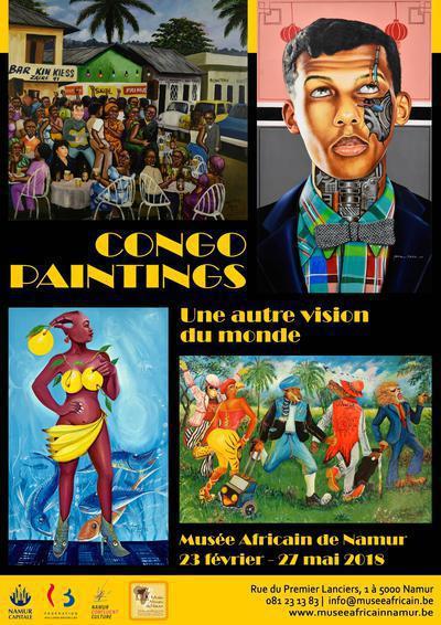 Congo Paintings, une autre vision du monde