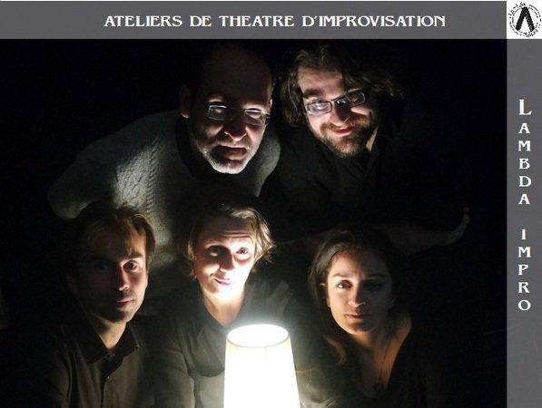 Lambda Impro - Ateliers de théâtre d'improvisation
