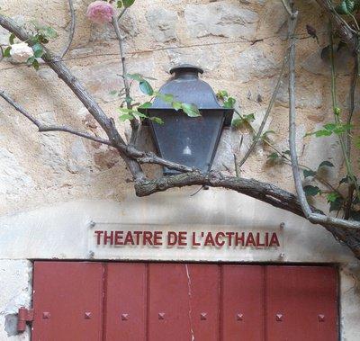 Théâtre de L'ACTHALIA