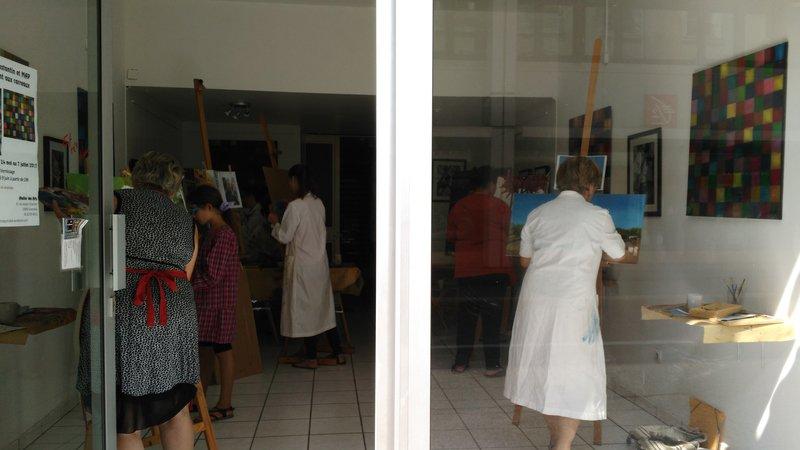 Atelier des Arts - Ateliers de dessin et peinture à l'huile - Grenoble - (38000) - Spectable