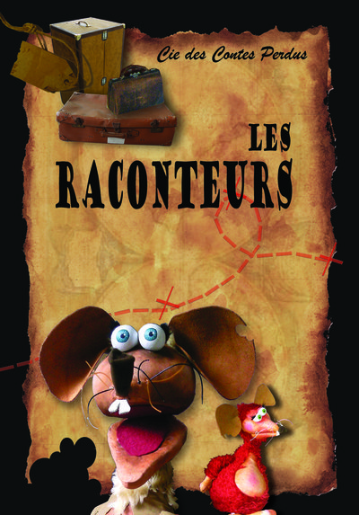 Cie des Contes Perdus - marionnettes tout public à partir de 3 ans -  Ronchamp - (70250) - Spectable