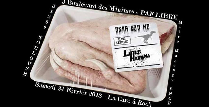 Dear God No + Little Havana & Guests (LIVE)