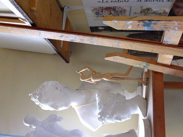 Atelier d'Art de Vichy - Atelier dessin/peinture